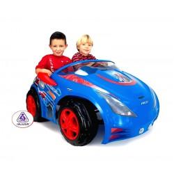 Injusa Elektrické autíčko SPIDER-MAN 2 12V