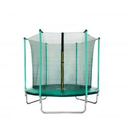 Aga SPORT FIT Trampolína 180 cm + vnitřní ochranná síť