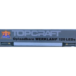 Pracovní lampa Top Craft 120 LED