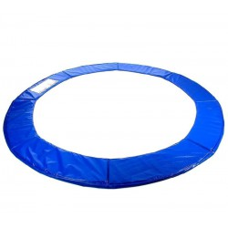 Kryt pružin na trampolínu 400 cm modrá