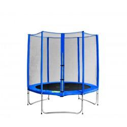 Aga SPORT PRO Trampolína 180 cm Blue + ochranná síť