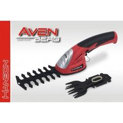 AKU nůžky na trávu a keře 2v1 Avenberg Hanson