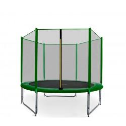 Trampolína SportPRO 275 cm s ochrannou sítí