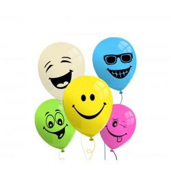 Aga4Kids Sada balónku SMILE 25 ks