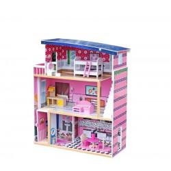 Domeček pro panenky SCARLETT