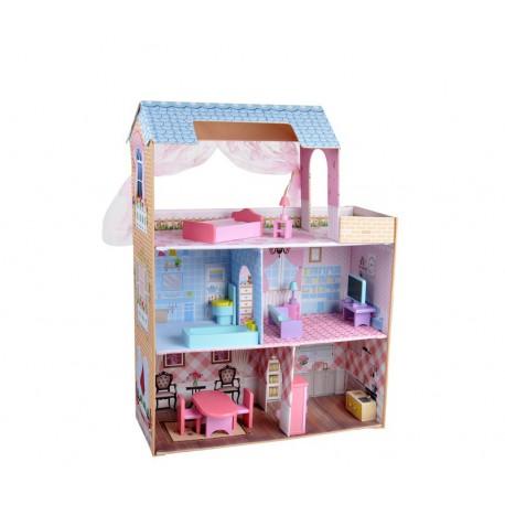 Skládací domeček pro panenky ARMANI