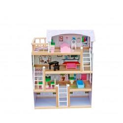 Domeček pro panenky BECKY