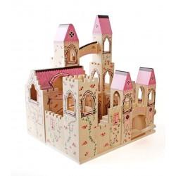 Domeček pro panenky CASTLE