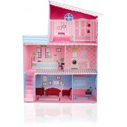Skládací domeček pro panenky SAVANA