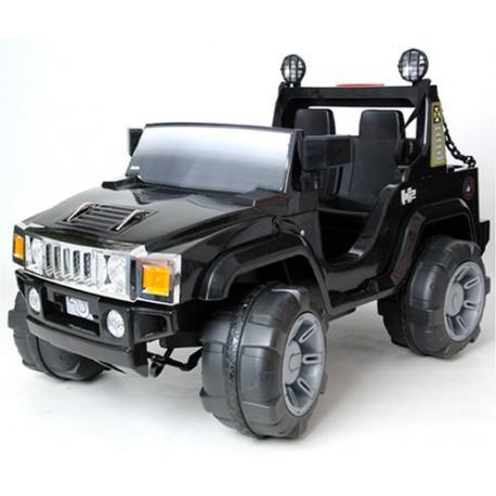 RCT Elektrické autíčko HUMMER H2 A26 12V Black
