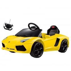 RCT Elektrické autíčko LAMBORGHINI AVENTADOR 81700Z 6V Yellow