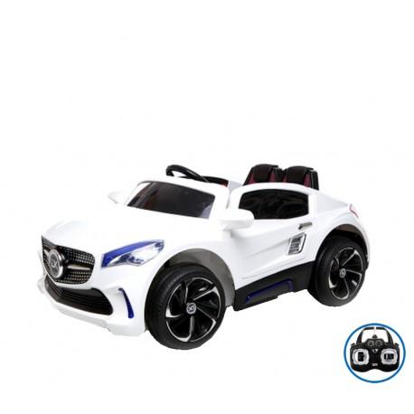 RCT Elektrické autíčko DK-F007B 12V White
