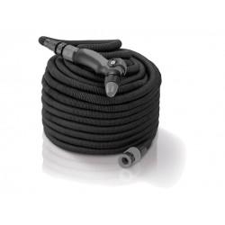 FLORABEST Flexibilní zahradní hadice (černá)