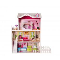 EcoToys Domeček pro panenky CALIFORNIA