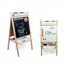 Dětská tabule 5v1 SCHOOL 100 cm