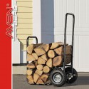 Vozík na dřevo Brennholz