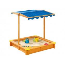 PLAYTIVE JUNIOR Dětské kryté pískoviště