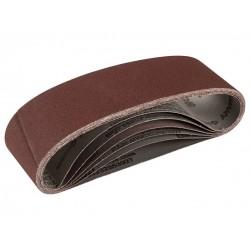 PARKSIDE Sada brusných papírů pro pásovou brusku PBSZ 533 A1, 6dílná