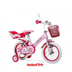 "Injusa HELLO KITTY 12"" Pink 2016"