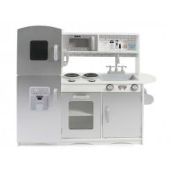 Bayer CHIC 2000 Dětská kuchyňka, bílostříbrná