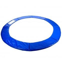 Kryt pružin na trampolínu 150 cm modrý