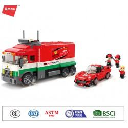 Qman MineCity 4204 Mobilní závodní box