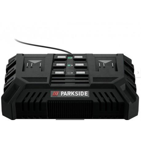 PARKSIDE Dvojitá rychlonabíječka PDSLG PAP 20