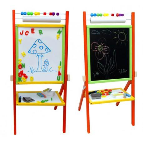 Dětská tabule COLORS 89 cm